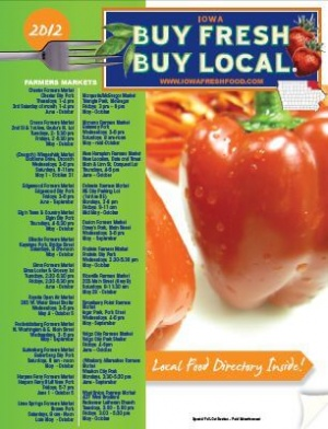 Local Food Directory Needs Producer Info